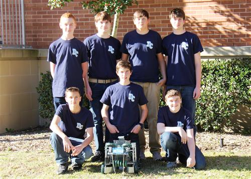 High School Robotics Team - Vex Robotics Competition
